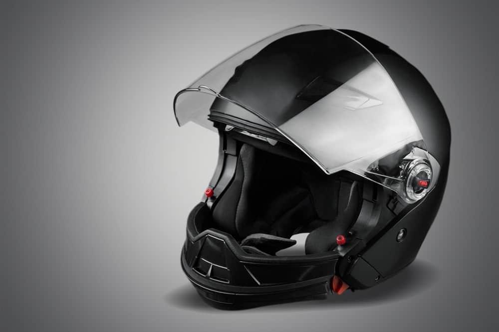 LS2 Helmets Strobe Solid Modular Motorcycle Helmet