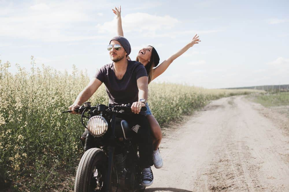 3 what to wear when riding a motorcycle in summer